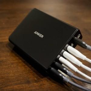 【心得分享】Anker-PowerPort6急速6口USB充電器