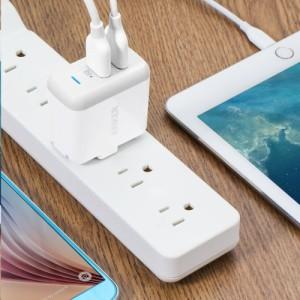【心得分享】Anker PowerPort2智慧型兩孔USB充電器