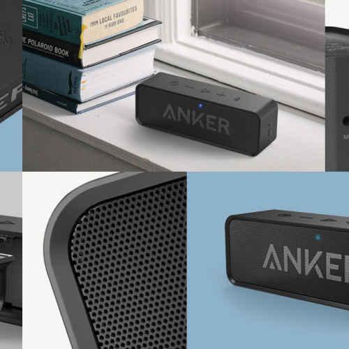Anker SoundCore 中型藍芽音箱